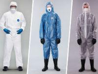 Защитные костюмы от коронавируса