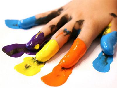 очистить джинсы от краски
