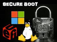 отключение Secure boot в БИОСе