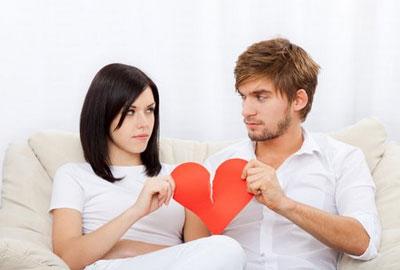 пережить развод с мужем