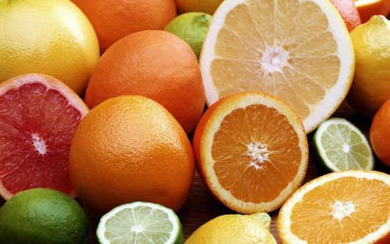 Цитрусовые - источник витамина C