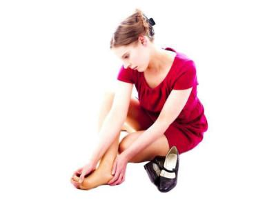 Как убрать шипицу на ступне
