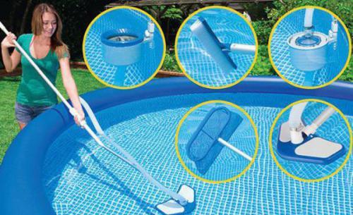 Пылесос для очистки бассейнов