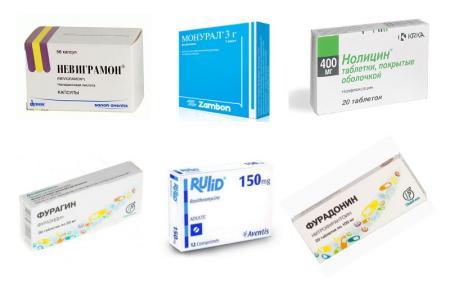 шесть препаратов