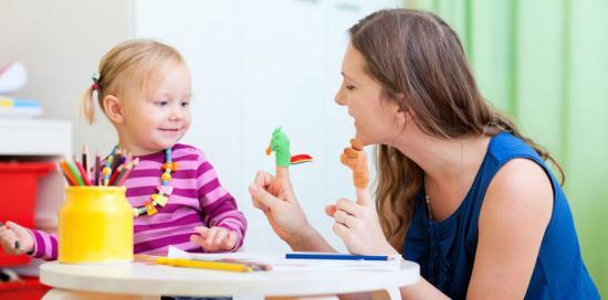 ребенок и учитель
