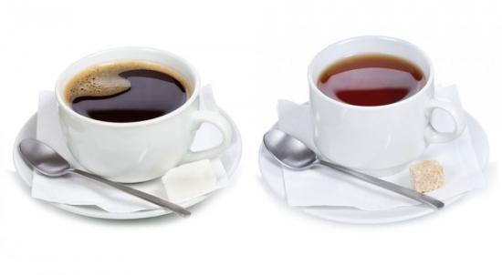 две чашки