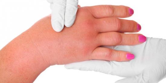 Боль в пальцах руки