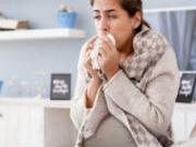 Кашель у беременной женщины
