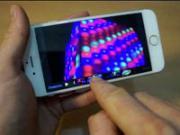 обрезка видео на iPhone