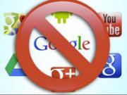 удаление аккаунта в Google