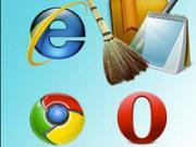 очистка браузеров