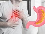 человек и изображение желудка