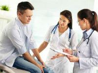 пациент и два врача