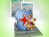 Очистка планшета от вирусов